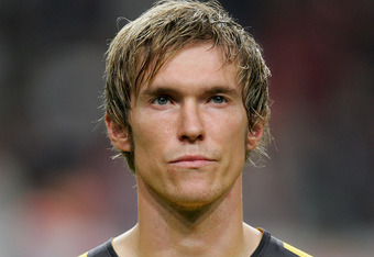 Hleb in his first season with Arsenal.