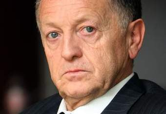 Jean-Michel Aulas the Wenger-like President of Lyon