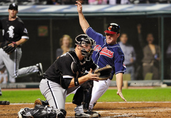 Tyler Flowers figures to back up A.J. Pierzynski this coming season.