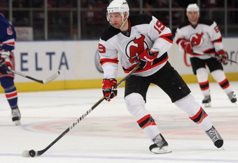 New Jersey has dealt with a number of injuries this year, including the loss of Travis Zajac