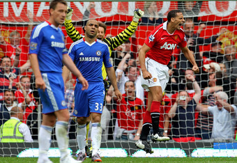 United defeated Chelsea last May to essentially clinch their 19th Premier League title