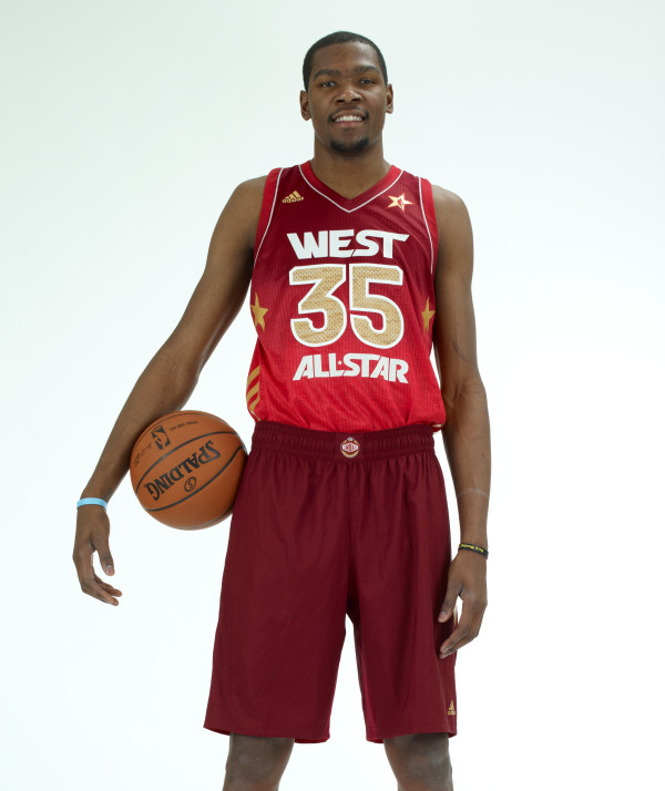 2012 Nba All Star Game Uniforms Rating The Shiny Unis For
