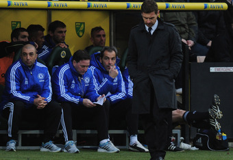 Chelsea have been disappointing this season