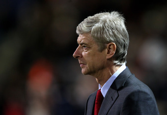 Wenger is resolute