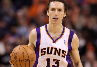 Steve Nash would be a perfect sixth-man for the Bulls.