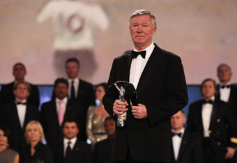 Sir Alex Ferguson Has Great Goalkeeper Competition In His Team