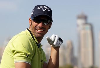 Alvaro Quiros has won the last two events in Dubai
