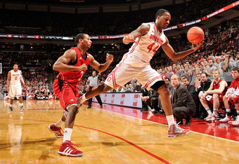 Senior William Buford helped save Ohio State from an upset loss to Purdue on Tuesday