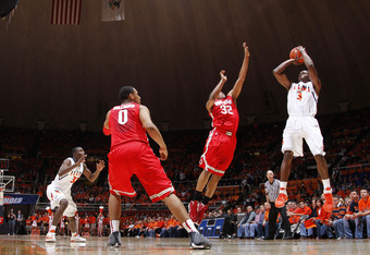 Brandon Paul is capable of getting hot at any given time, as evidenced by his 43-point performance against OSU