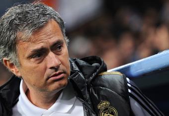 Jose Mourinho is set on a return to England.