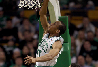 Though not much of an offensive threat, Avery Bradley's defense helped turn the Celtics' season around.