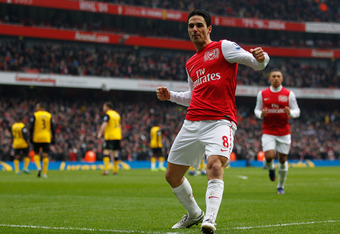 Mikel Arteta could be key to Arsenal's victory this weekend.