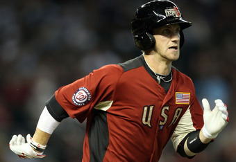 It seems likely that Harper will be in a Nationals uniform at some point in 2012.