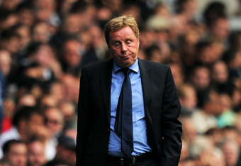 Harry Redknapp has been heavily linked to the England job