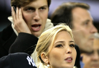 Kushner knows how to pick a winner, that's for sure...