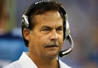 Jeff Fisher- St. Louis Rams Head Coach