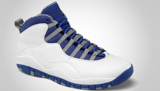 air jordan retro 10 blue
