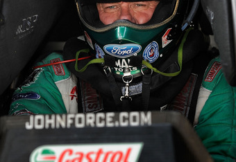John Force Scored The Win At Pomona