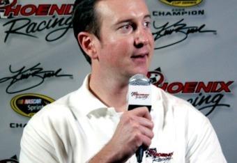 Kurt Busch gets a ride with Phoenix Racing