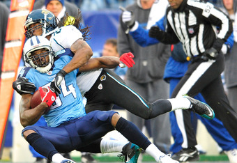 Moss' stint with the Titans was unsuccessful, just like his whole 2010 season.