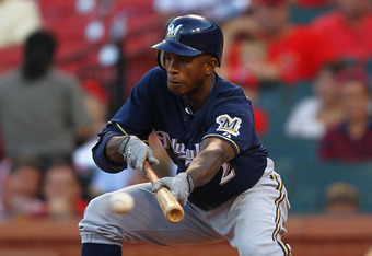 Will the Brewers need to use more small ball tactics to manufacture runs in 2012?