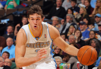 Until he got injured Danilo Galinari and the Nuggets were flourishing.