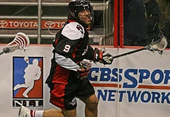 Paul Rabil (Photo: Larry Palumbo)