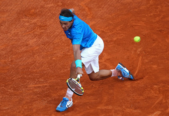 Rafael Nadal has been the king at Roland Garros in recent years. He will be trying to defend that title in May.
