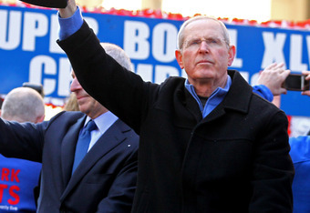 No one thought it was possible, but the 65-year-old Coughlin and the Giants brought home another Super Bowl trophy in 2011.