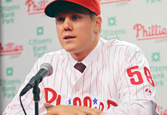 Closer Jonathan Papelbon was one of several Red Sox veterans that departed in the offseason.