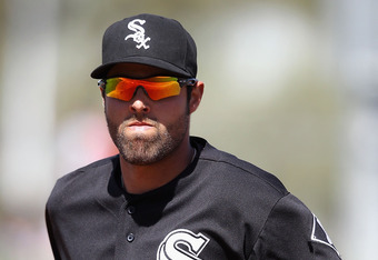 Jordan Danks Makes Plenty of Sense as 4th Outfielder