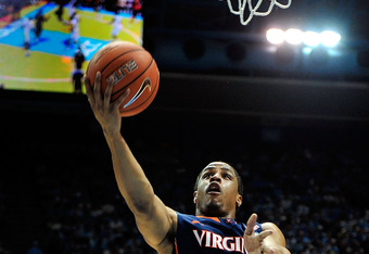 Jontel Evans equaled his career-high with 17 points.