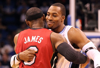 Will Dwight Howard take the route of LeBron James?