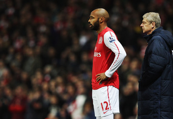 Wenger made a great decision by bringing Henry in on loan