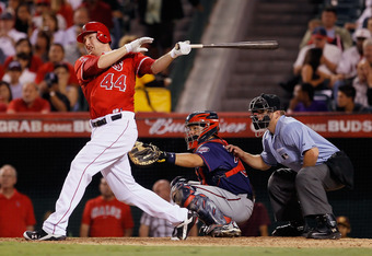 It remains to be seen whether Trumbo can carve out a spot for himself in the lineup.