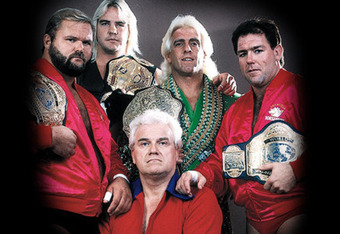 The Four Horsemen were arguably the best wrestling stable ever