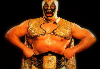 Mil Mascaras is one of wrestling's true icons