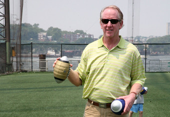 NEW YORK - JUNE 14:  Archie Manning attends the NERF Father's Day Football Throwdown on June 14, 2008 at Chelsea Piers in New York City.  (Photo by Astrid Stawiarz/Getty Images)