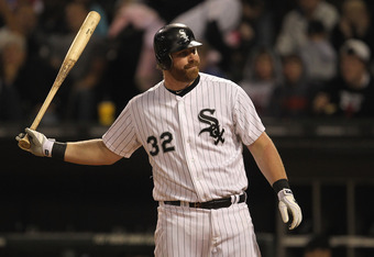 Will Adam Dunn rebound from an awful 2011 season?