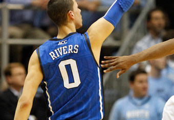 Austin Rivers will have his hands full tonight.