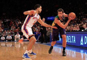 Landry Fields had his worst game in a while on both the offensive and defensive ends.