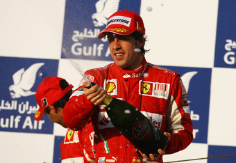The 2010 race was won by Fernando Alonso for Ferrari
