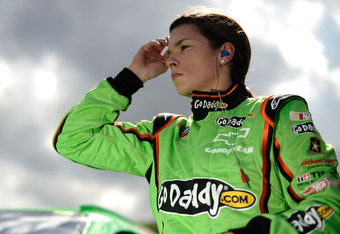 Will Danica make a statement in the Duel 150s?