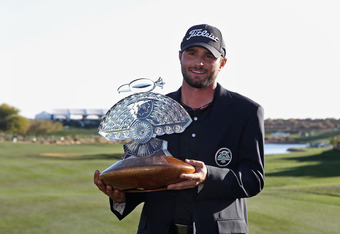 Kyle Stanley rebounded to win the Waste Management Phoenix Open