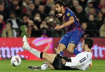 Montoya, the defensive future of FC Barcelona