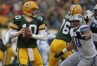 Could the Green Bay Packers franchise Matt Flynn in hopes for a big trade in the coming months?