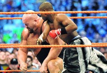 Remember this from Wrestlemania 24?