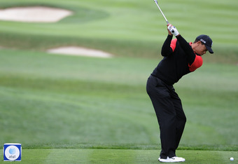 Tiger Woods hopes to return to top form at Accenture.