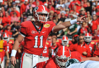 Murray is considered a top three quarterback in the country, along with Matt Barkley at USC and Tyler Wilson at Arkansas.