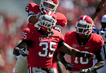 Gilliard might have been Georgia's most improved player in 2011.